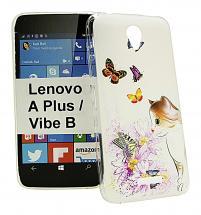 billigamobilskydd.se TPU-Designkotelo Lenovo A Plus (A1010a20)
