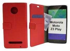 billigamobilskydd.se Jalusta Lompakkokotelo Motorola Moto Z3 Play