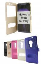 billigamobilskydd.se Flipcase Motorola Moto G7 Play