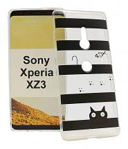 billigamobilskydd.se TPU-Designkotelo Sony Xperia XZ3