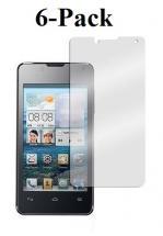 billigamobilskydd.se Skærmbeskyttelse Huawei Ascend Y300 (U8833)