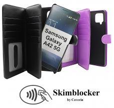 CoverIn Skimblocker XL Magnet Wallet Samsung Galaxy A42 5G