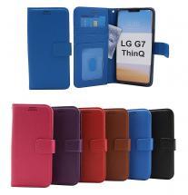 billigamobilskydd.se New Jalusta Lompakkokotelo LG G7 ThinQ (G710M)