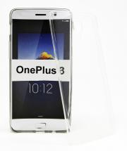billigamobilskydd.se Ultra Thin TPU Kotelo OnePlus 3T