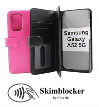 CoverIn Skimblocker XL Wallet Samsung Galaxy A52 5G (A525F/A526B)