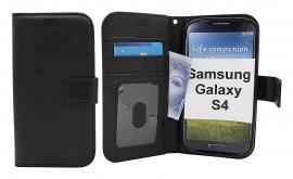 billigamobilskydd.se New Jalusta Lompakkokotelo Samsung Galaxy S4 (i9500)