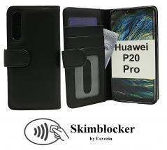 billigamobilskydd.se Skimblocker Lompakkokotelot Huawei P20 Pro