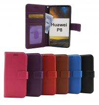 billigamobilskydd.se New Jalusta Lompakkokotelo Huawei P8