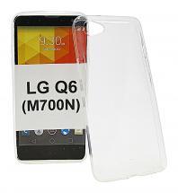 billigamobilskydd.se Ultra Thin TPU Kotelo LG Q6 (M700N)