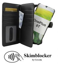 CoverIn Skimblocker XL Magnet Wallet OnePlus 8T