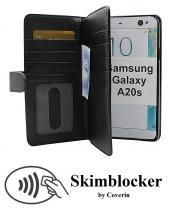 CoverIn Skimblocker XL Wallet Samsung Galaxy A20s (A207F/DS)