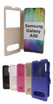 billigamobilskydd.se Flipcase Samsung Galaxy A50 (A505FN/DS)