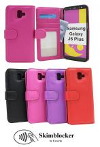CoverIn Skimblocker Lompakkokotelot Samsung Galaxy J6 Plus (J610FN/DS)