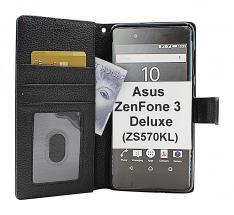 billigamobilskydd.se New Jalusta Lompakkokotelo Asus ZenFone 3 Deluxe (ZS570KL)