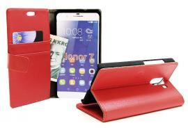 billigamobilskydd.se Jalusta Lompakkokotelo Huawei Honor 7