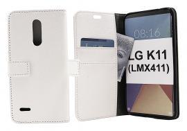 billigamobilskydd.se Jalusta Lompakkokotelo LG K11 (LMX410)