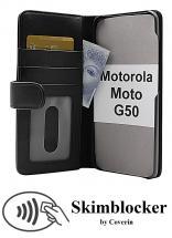 CoverIn Skimblocker Lompakkokotelot Motorola Moto G50