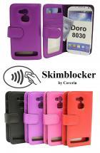 CoverIn Skimblocker Lompakkokotelot Doro 8030