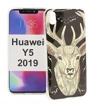 billigamobilskydd.se TPU-Designkotelo Huawei Y5 2019