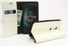 billigamobilskydd.se Jalusta Lompakkokotelo Lenovo Motorola Moto G4 Play