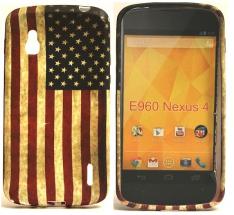 billigamobilskydd.se TPU Designcover LG Google Nexus 4 (E960)