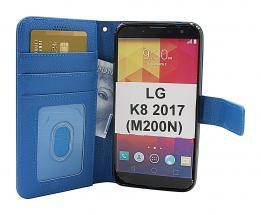 billigamobilskydd.se New Jalusta Lompakkokotelo LG K8 2017 (M200N)