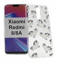 billigamobilskydd.se TPU-Designkotelo Xiaomi Redmi 8/8A