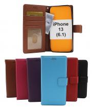 billigamobilskydd.se New Jalusta Lompakkokotelo iPhone 13 (6.1)