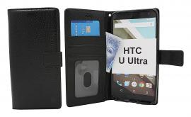 billigamobilskydd.se New Jalusta Lompakkokotelo HTC U Ultra