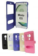 billigamobilskydd.se Flipcase Motorola Moto E5 / Moto E (5th gen)