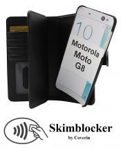 CoverIn Skimblocker XL Magnet Wallet Motorola Moto G8 (XT2045-1/XT2045-2)