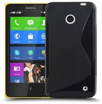 billigamobilskydd.se S-Line TPU-muovikotelo Nokia Lumia 630/635