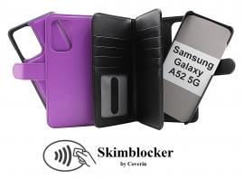CoverIn Skimblocker XL Magnet Wallet Samsung Galaxy A52 5G (A525F/A526B)