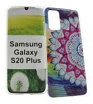 billigamobilskydd.se TPU-Designkotelo Samsung Galaxy S20 Plus (G986B)