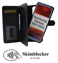 CoverIn Skimblocker XL Magnet Wallet Samsung Galaxy S20 Ultra (G988B)