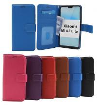 billigamobilskydd.se New Jalusta Lompakkokotelo Xiaomi Mi A2 Lite