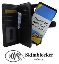 CoverIn Skimblocker XL Magnet Wallet Xiaomi Mi Note 10 / Note 10 Pro
