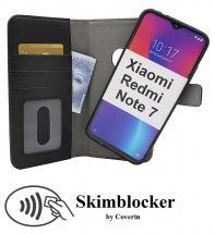 CoverIn Skimblocker Magneettikotelo Xiaomi Redmi Note 7