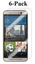 billigamobilskydd.se Kuuden kappaleen näytönsuojakalvopaketti HTC One A9