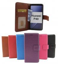 billigamobilskydd.se New Jalusta Lompakkokotelo Huawei P40