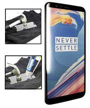 billigamobilskydd.se Full Frame Karkaistusta Lasista OnePlus 5T