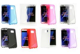 billigamobilskydd.se S-Line TPU-muovikotelo Samsung Galaxy S7 Edge (G935F)