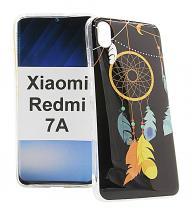 billigamobilskydd.se TPU-Designkotelo Xiaomi Redmi 7A