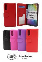 billigamobilskydd.se Skimblocker Lompakkokotelot Samsung Galaxy A50 (A505FN/DS)