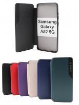 billigamobilskydd.se Smart Flip Cover Samsung Galaxy A52 / A52 5G / A52s 5G