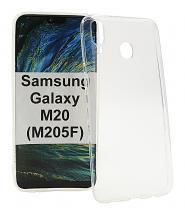 billigamobilskydd.se TPU muovikotelo Samsung Galaxy M20 (M205F)