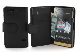 billigamobilskydd.se Lompakkokotelot Sony Xperia Go ST27i