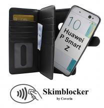 CoverIn Skimblocker XL Magnet Wallet Huawei P Smart Z