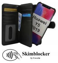 billigamobilskydd.se Skimblocker XL Magnet Wallet Huawei Y5 2019