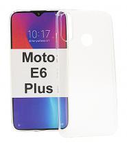 billigamobilskydd.se Ultra Thin TPU Kotelo Motorola Moto E6 Plus